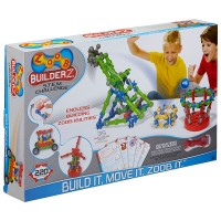 Zoob STEM Challenge 220 pc Building Set