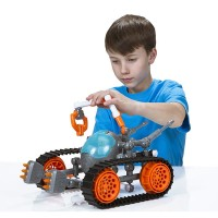 Zoob Galax-Z Astrotech Rover Space Vehicles Building Kit