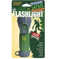 Backyard Safari Adventures Flashlight