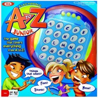 Electronic A to Z Junior Game