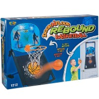 Door N Floor Rebound Basketball Indoor Sport Set