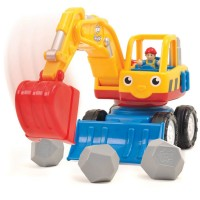Dexter the Digger Toddler Toy Vehicle Set