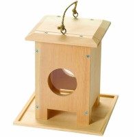 Kids Woodworking Building Set - Bird Feeder