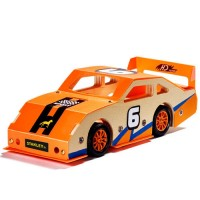 Race Car Wooden Building Kit