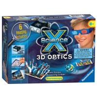 3D Optics Stereoscopy Science Kit