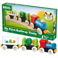 My First Railway Train Brio Magnetic Set
