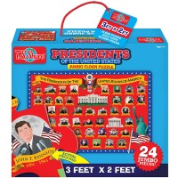 Presidents of the US 24 pc Jumbo Floor Puzzle