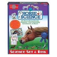 Horse Science - Science Set & Book