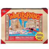 Wood Burning Creations Craft Kit