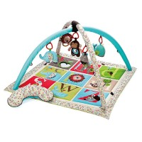 Alphabet Zoo Baby Activity Gym