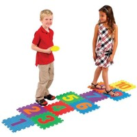 Kids Hopscotch Floor Puzzle Mat