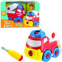 Build & Play Fire Engine