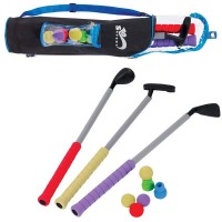 Kids Golf Club Sport Set in a Golf Bag
