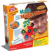 Math Magic Mixer Math Game