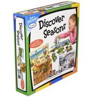 Discover Seasons 4 Puzzles Set