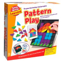 Pattern Play Shapes Mosaic Set