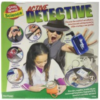 Active Detective Forensic Science Kit