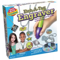 Kids Tag Engraver Craft Kit