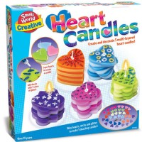 Heart Candles Make & Decorate Craft Kit