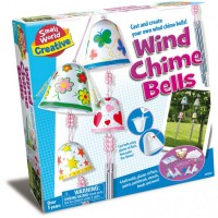 Make Wind Chime Bells Girls Craft Kit