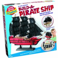 Build a Pirate Ship Craft Kit
