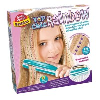 Top Chic Rainbow Girls Hair Styling Set