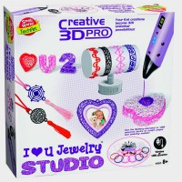 3D Printing Pen Jewelry Studio Kit