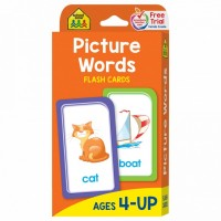 Picture Words Learn to Read Flash Cards