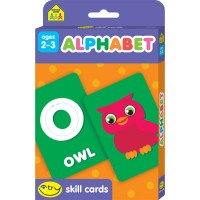 Alphabet I Try Skill Flash Cards
