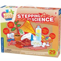 Stepping into Science Kids First Science Kit