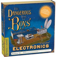 The Dangerous Book for Boys - Essential Electronics