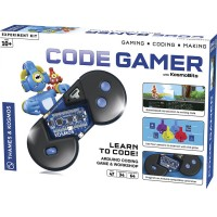 Code Gamer Arduino Coding Game & Workshop Science Kit