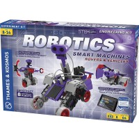 Robotics Smart Machines Rovers & Vehicles Engineering Science Kit