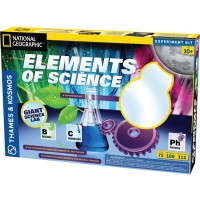 Elements of Science - Kids Deluxe Science Kit