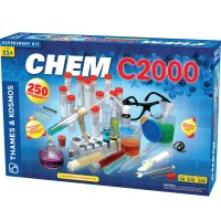 Chem C2000 Intermediate Chemistry Science Kit