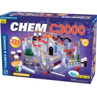 Chem C3000 - Advanced Chemistry Science Kit