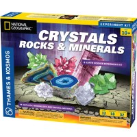 Crystals, Rocks & Minerals Science Kit