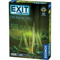 Exit: The Secret Lab Escape Room Home Game