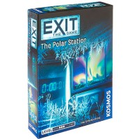 Exit: The Polar Station Escape Room Home Game