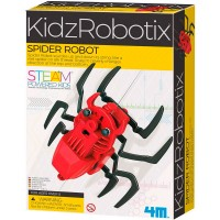 Spider Robot STEM Building Kit