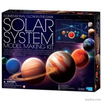 3D Solar System Mobile Craft Kit