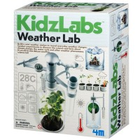 KidzLabs Weather Lab Combo Science Kit