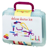 Deluxe Play Doctor 11 pc Medical Kit