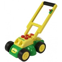 John Deere Real Sounds Lawn Mower for Kids