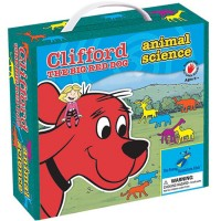Animal Science Clifford the Big Red Dog Preschool Science Kit