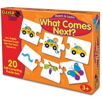 What Comes Next? - Match & Learn Puzzle