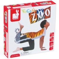 Yogame Zoo Kids Yoga Game