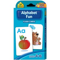 Alphabet Fun Learning Flash Cards for Kids