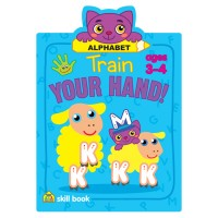 Train Your Hand Alphabet Handwriting Activity Book