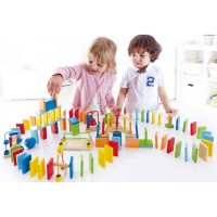 Dynamo Dominoes Building Domino Chain Set